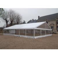 Buy cheap Water Resistant Clear Event Tent For  Outdoor Activities 10m * 15m from wholesalers