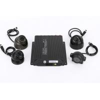 Buy cheap 3G HD 720p Car Mobile DVR , 4ch Dual SD Card Car DVR Recorder SW - 0001A from wholesalers