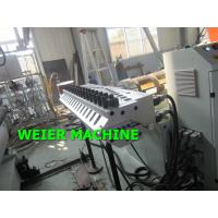 Buy cheap High Output PET Sheet Extrusion Line , Plastic Sheet Extruder 1220mm Width from wholesalers