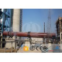 Buy cheap Dry Process Metallurgical Lime Rotary Kiln YZ2555 Industrial Dry And Wet Type from wholesalers
