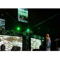 Buy cheap High Resolution Led Indoor Screen  Led Church Screen Magnetic Front  Access from wholesalers
