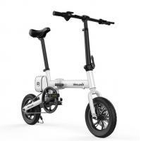 Battery operated electric folding scooter for adults for Fold up scooters motorized