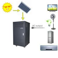 Buy cheap 1000w Residential Solar Power Systems MC4 Connector With Long Performace Life from wholesalers