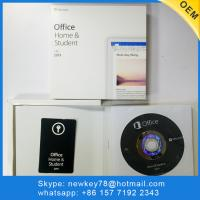 Buy cheap 32 Bit 64Bit Microsoft Office Home And Student 2019 DVD For PC Lifetime Warranty from wholesalers