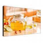 Buy cheap 180 Watt Slim Lcd Video Wall 178 Degree Full Visual Angle With Led Backlight from wholesalers