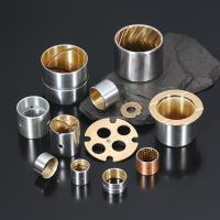 Buy cheap DIN1494,EN Standard JDB,JFB solid graphite lubricating bushing Surface finish Ra 0.8 from wholesalers