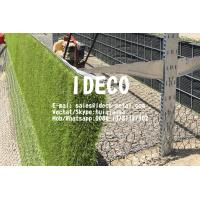 Buy cheap Green Terramesh, Stone Retaining Wall, Terramesh Gabion Wall, Gabion Basket Wall for Erosion Control, Rock Mattress from wholesalers