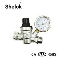 Buy cheap Hot Selling Lead Free Brass Air Gas Pressure Regulators Wholesale product