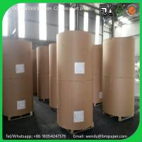Buy cheap 80 90 110 115 120gsm 840mm Width two side coated c2s coated glossy art paper board matt paper couche paper from wholesalers