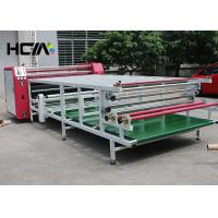 Buy cheap Oil Rotary Drum Sublimation Heat Transfer Press Machine With Blanket from wholesalers