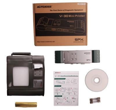 Quality china OEM Professional V-30 Mini Printer Autoboss V30 Mini Printer for sale