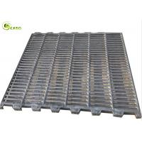 Buy cheap Pig Farm Hog Farrowing Crate Leak Dung Flooring Sow Cast Iron Slatted Flooring from wholesalers