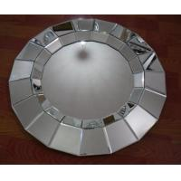 Buy cheap Art Round Decorative Glass Mirrors With 3d Effects For Interior Decoration from wholesalers