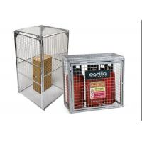 Buy cheap Outdoor Gas Cylinder Cages Safety Cages For Gas Bottles OEM / ODM Welcome from wholesalers