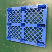 Buy cheap 4 Way Light Duty Single Face Pallet Storage Racks , Mesh Pallet Rack Accessories from wholesalers