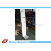 Buy cheap White Wooden Display Racks  For Shop from wholesalers