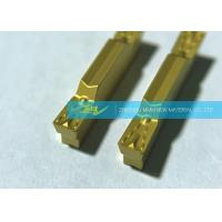 Buy cheap Alternative To Korean Brands Parting And Grooving Inserts With 1.5 To 5.0 Mm from wholesalers