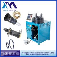 China Screen Touch Hydraulic Hose Crimping Machine For Air Suspension Spring Crimper on sale