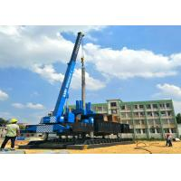 Buy cheap Silent Hydraulic Rotary Piling Rig High Efficiency SGS Certification product