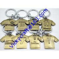 Buy cheap High quality custom pvc keychain for keychain promotion from wholesalers