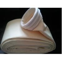 Buy cheap Homo polymer -Acrylic needle felt filter bag for dust removal from wholesalers