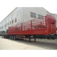 Buy cheap 40ft warehouse barrier semi trailer truck from wholesalers