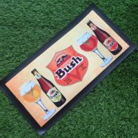 Buy cheap custom logo eco-friendly Bar mats for beer bars product