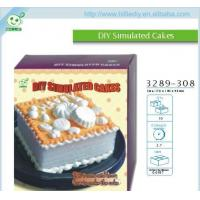 Buy cheap D.I.Y Toy Of Handmade Cake (Cream Clay) from wholesalers