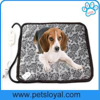 Buy cheap 220V electric dog blanket Heated Pad For Pets China Factory Sale Dog Heated Pad from wholesalers