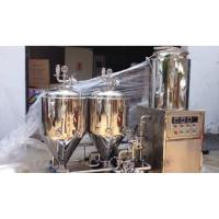 Buy cheap Red Copper Electric Heating Draft Beer Making Machine For Home Brewing Equipment from wholesalers