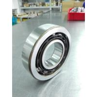 Buy cheap High Performance Angular Contact Ball Bearing 10mm - 200mm With Low Noise from wholesalers