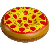 Buy cheap Non - toxic  PVC Pizza Inflatable Snow Tube 3' Wide Max Of 200 Pounds from wholesalers