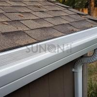 Buy cheap Gutter Guard Screen DIY Gutter Guard for sale custom Stainless steel micro mesh from wholesalers