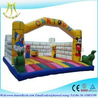 Buy cheap Hansel Cheap and hot sale inflatable bouncer animal picture inflatable games china from wholesalers