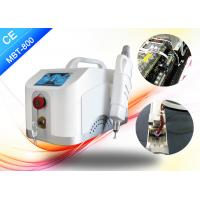 Buy cheap CE Q Switch ND Yag Laser Skin Brightening / Tattoo Removal System For Home Use from wholesalers