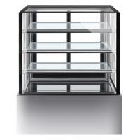 Buy cheap 900mm Three Layers Small Cake Display Fridge With German EMB Fan Motor and Famous Compressor from wholesalers