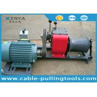 Buy cheap Cable Winch Puller 1 Ton Electric Cable Winch Puller for Tower Erection from wholesalers