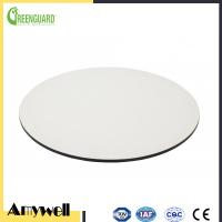 Buy cheap Amywell high abrasion resistance compact laminate table top from wholesalers