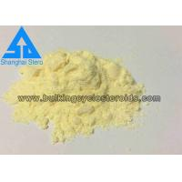 Buy cheap Trenbolone Acetate Cutting Cycle Steroids Yellow Anabolic Powder CAS 10161-34-9 product