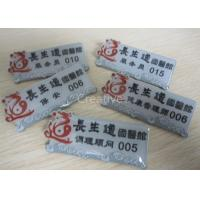 Buy cheap Custom Staff And Employee Magnetic Name Badges With Pin Fastener product