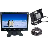 Buy cheap Backup Car Reversing Camera LCD 7 inch Monitor 10M IR Vehicle Camera from wholesalers