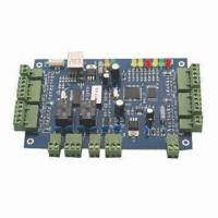 Buy cheap Two-door TCP/IP Network Access Control Board with -40 to 70°C Operating Temperature from wholesalers