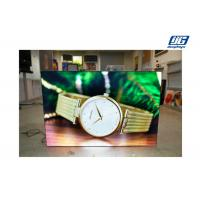 Buy cheap Backlit Aluminum Material Snap Frame Light Box / Frameless Fabric Picture Frame For Advertising product