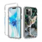 Buy cheap TPU 6.1 Inch Custom Cell Phone Case For IPhone 12 Pro from wholesalers