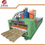 Buy cheap Metal Highway Guardrail Roll Forming Machine , Glazed Tile Roll Forming Machine from wholesalers