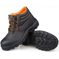 Quality Exposed EUR Anti Smash Anti Puncture Safety Protective Shoes Are Non Slip Wear Resistant for sale