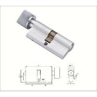 Buy cheap Thumb Turn Euro Lock Cylinder Standard Garage Door Size C3370-00 product