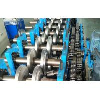 Buy cheap Manual Steel Profile C Z Purlin Roll Forming Machine 40 Mm-80 Mm Width 17 Stations product