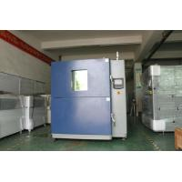 Buy cheap Two Boxes Type Thermal Shock Test Chamber Air Cooling Fast Temperature Recovery Time product