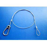 Buy cheap 1.5 mm Wire Cable Assemblies For Hanging Lights / Frames / Signs from wholesalers